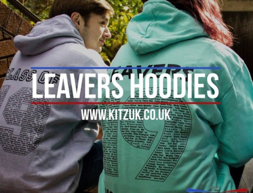 Leavers Hoodies in Sherborne